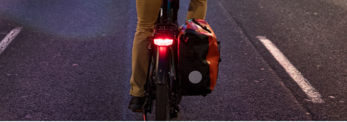 Boete fietsen zonder licht